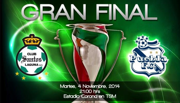 Final Copa Mx Apertura 2014
