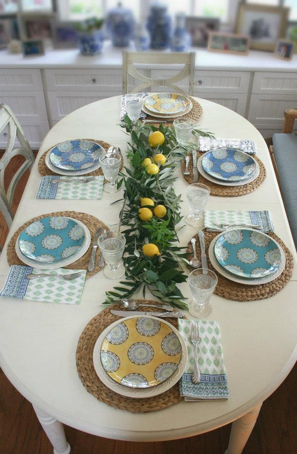 Ciao Newport Beach Setting The Table Italian Style