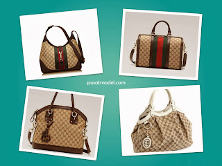 Model tas branded Gucci