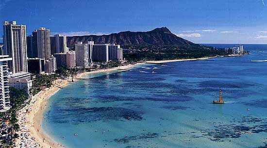 Vacation Rental in Honolulu