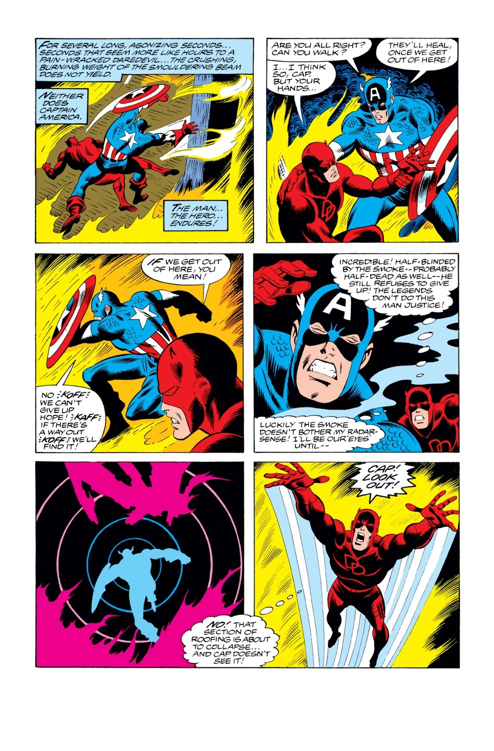 Captain America (1968) Issue #235 #150 - English 5