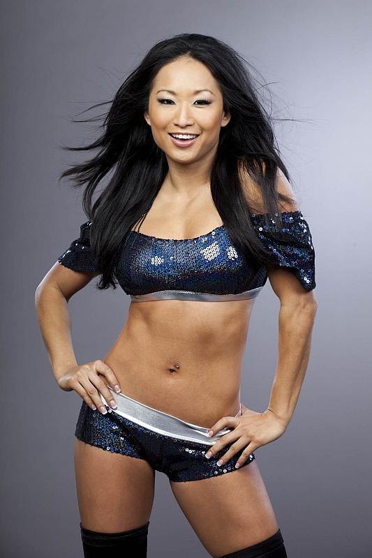 Gail kim from tna wrestling