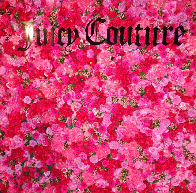 gallery for pink juicy couture background
