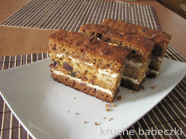 Ciasto Gargamel :))