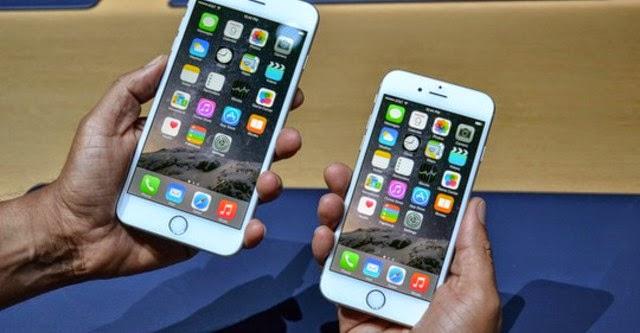 Có 21 triệu iPhone 6 và 6 Plus đã được bán ra
