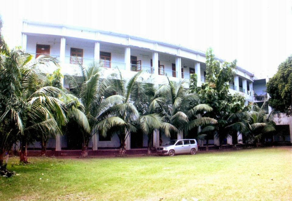 Eden Girl's College or Eden Mahila College