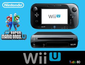 Nintendo Wii U Black