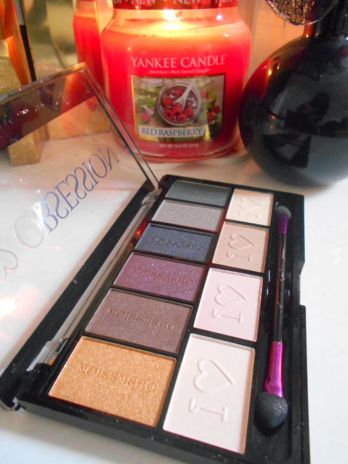 Makeup Revolution: I ♡ Makeup -  West End Girls  - Eyeshadow Palette