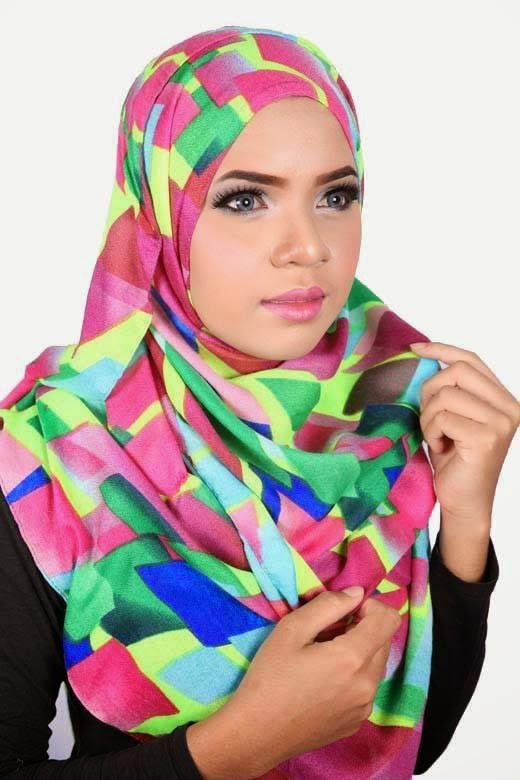 Chale pour hijab