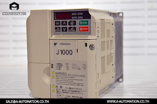 INVERTER YASKAWA MODEL: CIMR-JA4A0007BAA