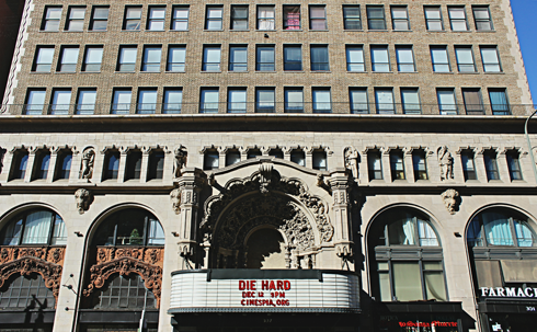 million dollar theatre downtown los angeles