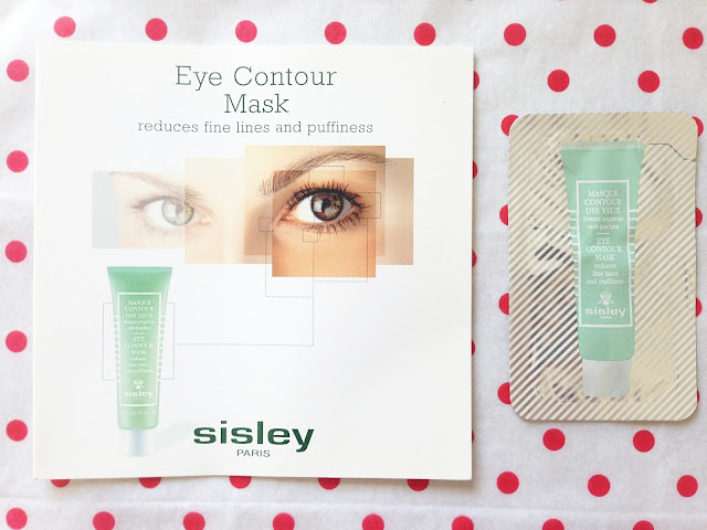 David Jones, beauty catalogue, shu uemura cleansing oil, sisley eye contour mask, twoplicates, beauty blogger, melbourne