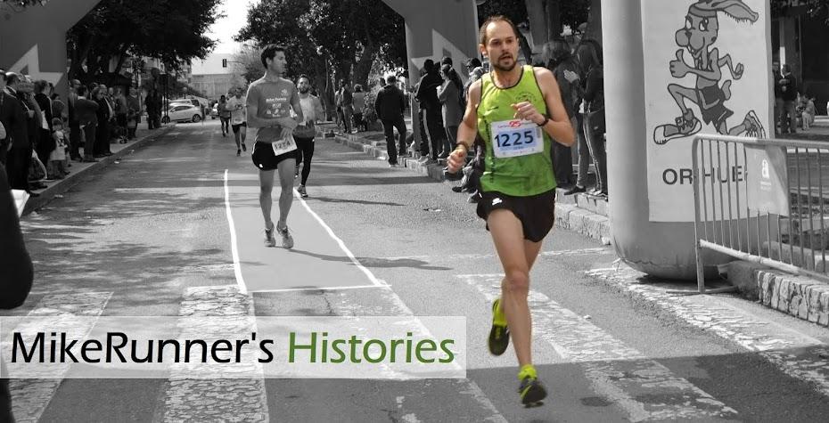 MikeRunner's Histories