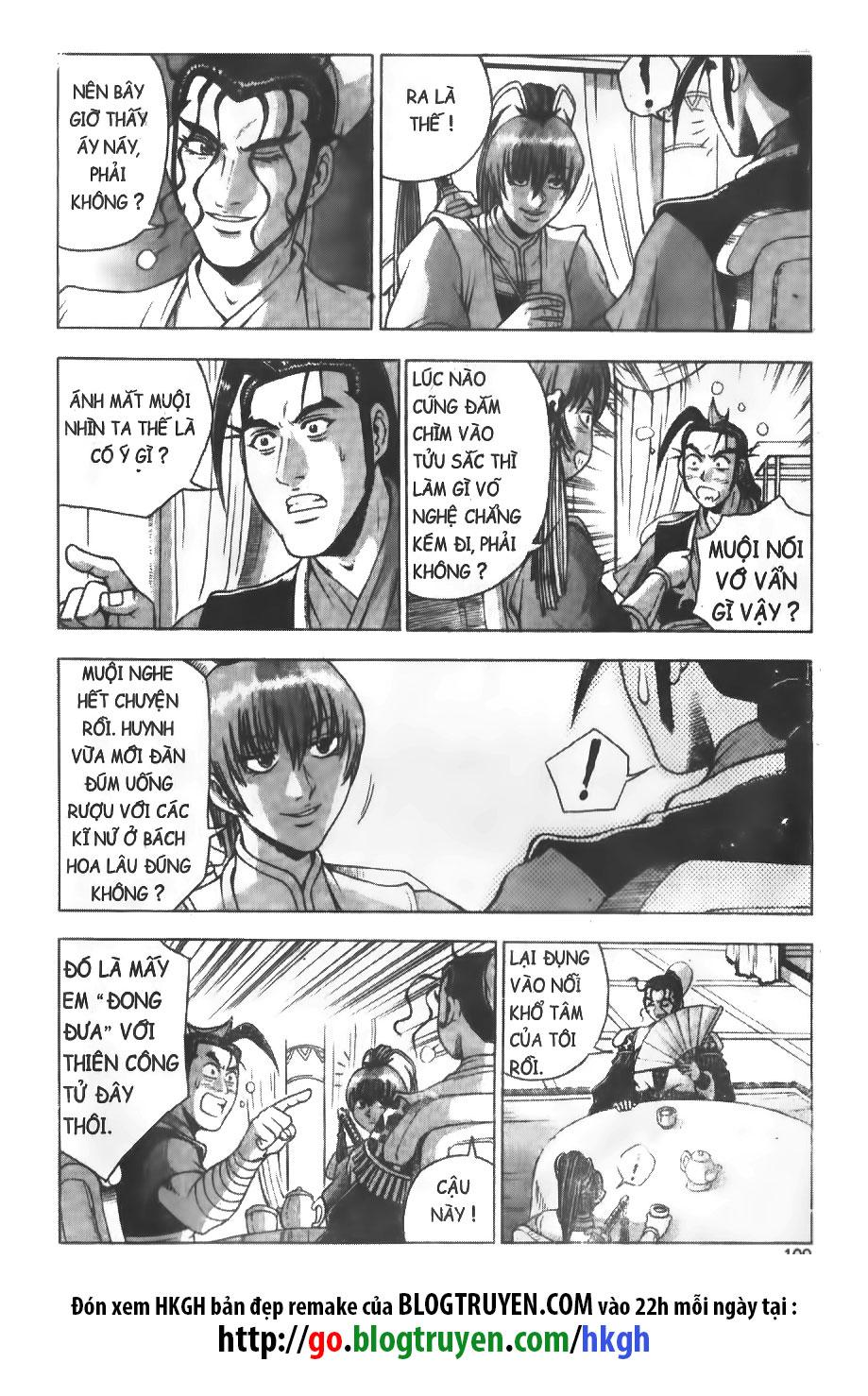 Hiệp Khách Giang Hồ chap 233 page 4 - IZTruyenTranh.com