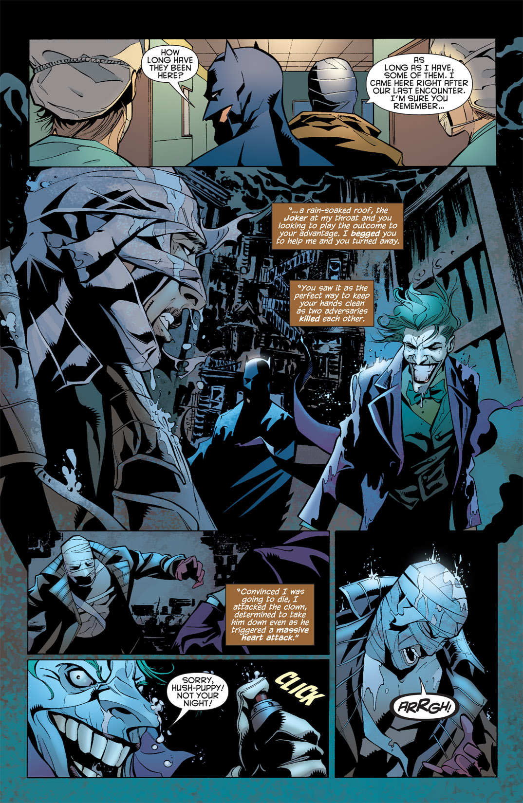 Detective Comics (1937) Issue #849 Page 17