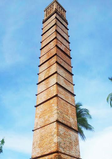 Chimney, W.P Labuan (2013)