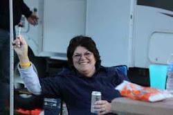 Marta - Joyce's mother-in-law - what a fun lady!