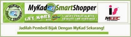 Mykad Smart shopper