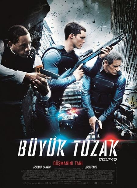 Büyük Tuzak (2014) 720p Film indir