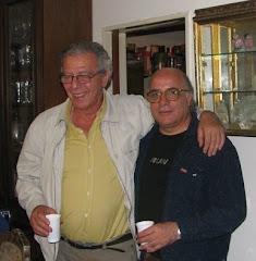 Con Leopoldo Teuco Castilla en Rosario