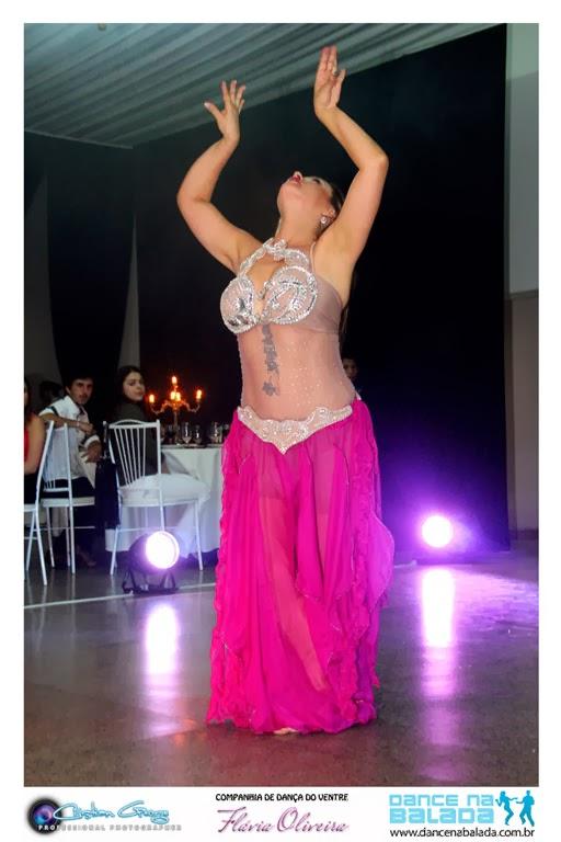 Jantar árabe-show 2013
