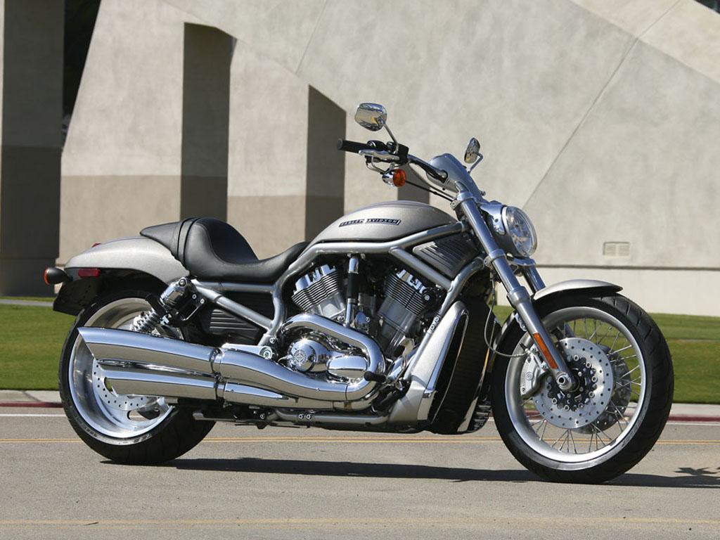 wallpaper: Harley Davidson VRSCA V Rod Bike Paos
