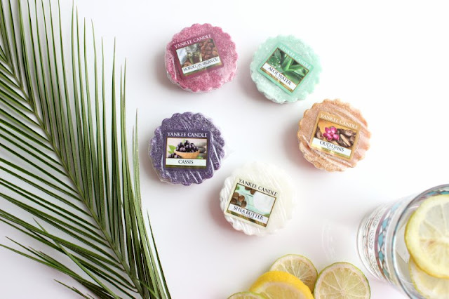 Yankee Candle Spa Inspired Home Fragrances
