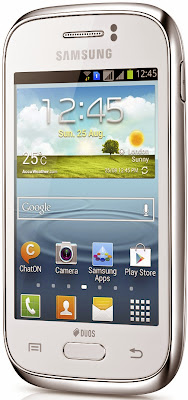 Samsung Galaxy Young Duos (Dual SIM) GT-S6312