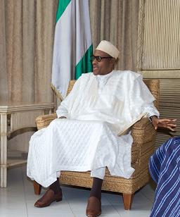 Nigerian President Buhari