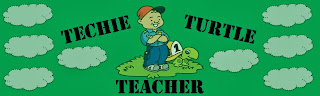 Techie Turtle Teacher