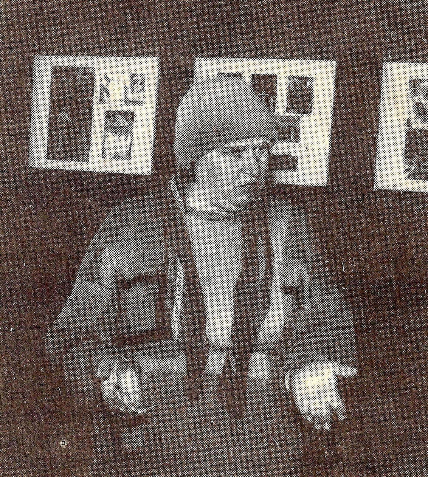 """Austra Urlovska - aktieru Amtmaņu muzeja """" Zvanītāju Bukas """" vadītāja 1994. gada martā"""