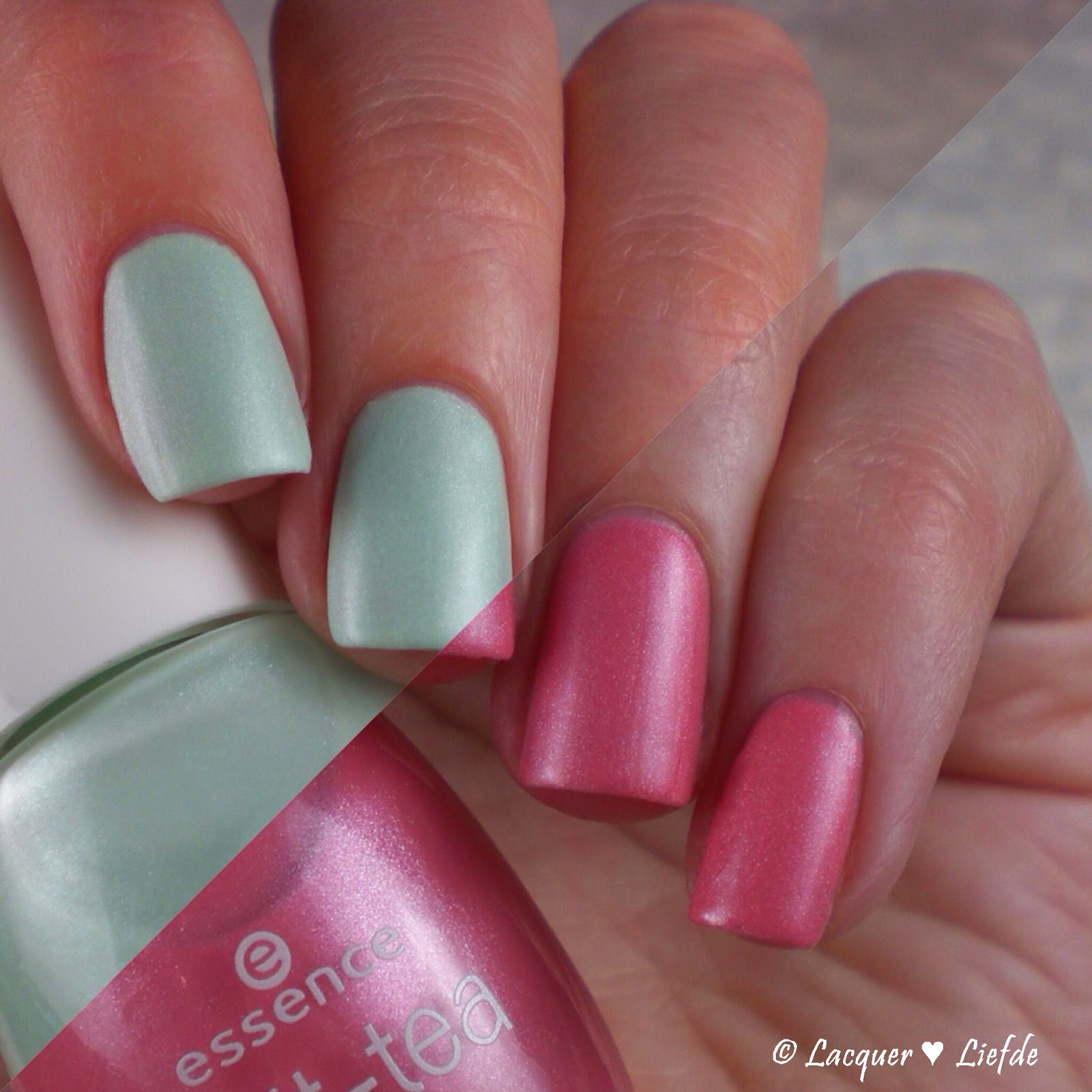 essence - brit-tea collection nailpolish