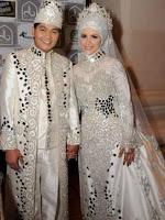 Baju Pengantin Muslim Modern
