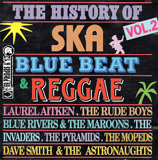 History of Ska, Blue Beat and Reggae Vol. 2