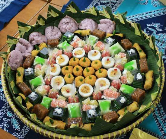 Jajan Pasar Cake Ideas and Designs