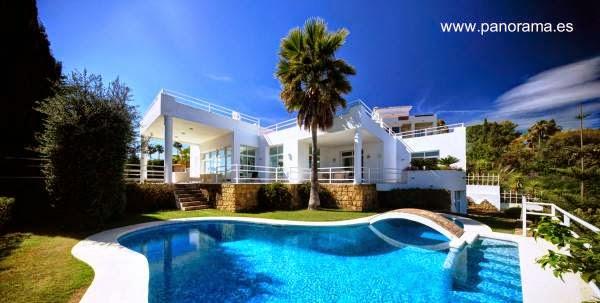 Villa contemporánea lujosa en Marbella