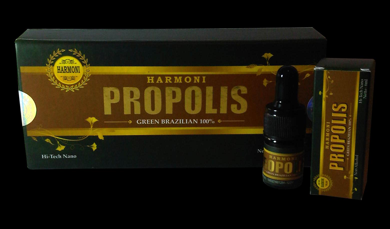 Propolis Harmoni Brazilian Hi Tech Nano