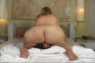 Sexy bbw mandy majestic takes on bbc donald trunk - 5 6