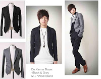 Jas korea, blazer korea, men korean fashion, jas cowo korean fashion, jas cowok, jas pria