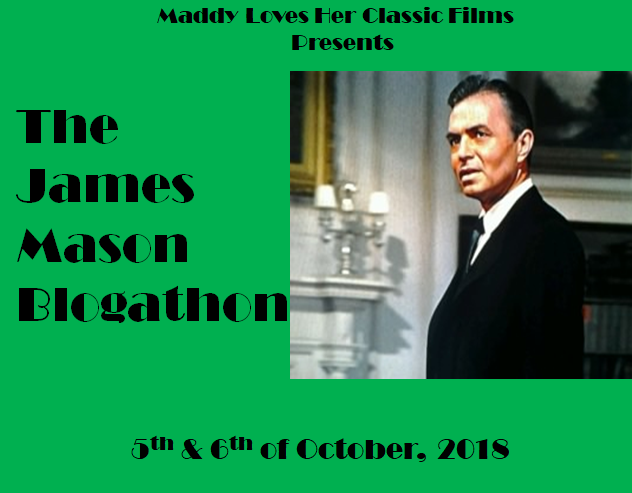James Mason Blogathon
