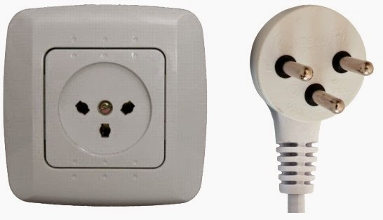 ElectroiD3: Electrical: Power Plug & Outlet Type H