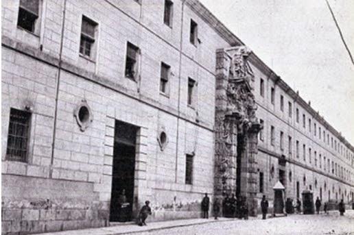 El Madrid de Pedro Ribera