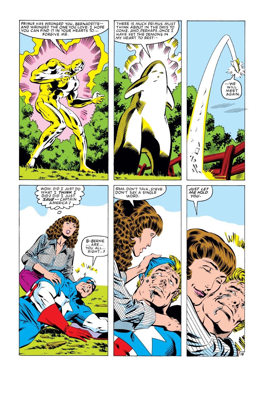 Captain America (1968) Issue #279 #195 - English 19