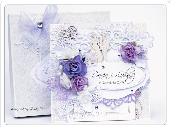 White wedding / Ślub w bieli