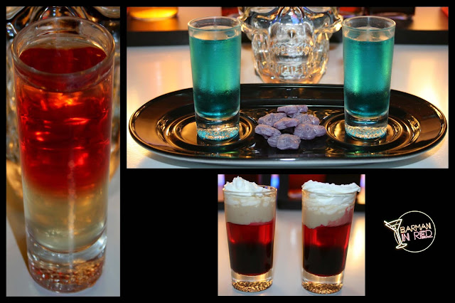 shots drinks
