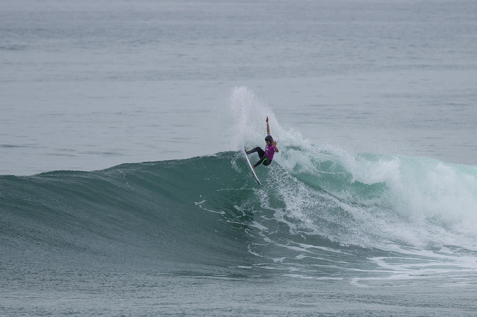 42 Sally Fitzgibbons Roxy Pro France Foto WSL Poullenot Aquashot