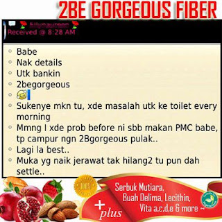 2Be Gorgeous Fiber