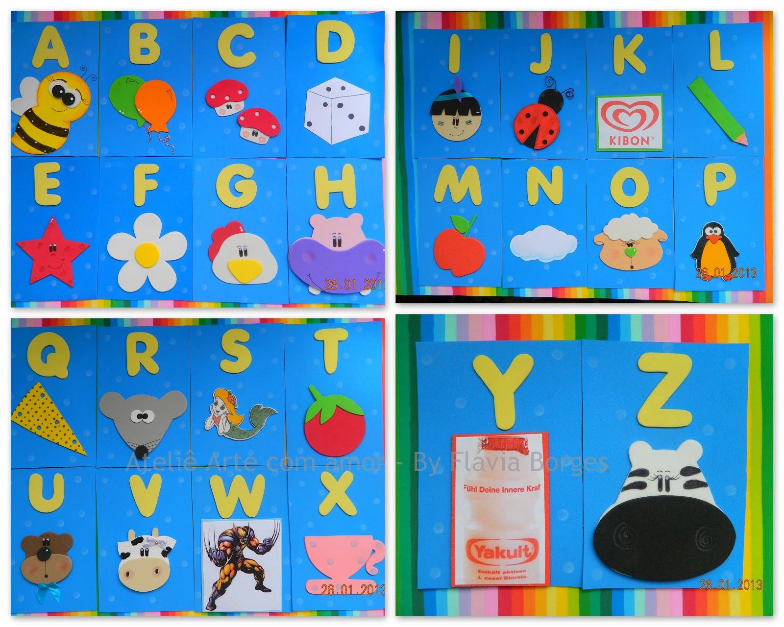 decoracao de sala aula em eva : decoracao de sala aula em eva: Arte com amor: Decoração para sala de aula – Galinha Pintadinha
