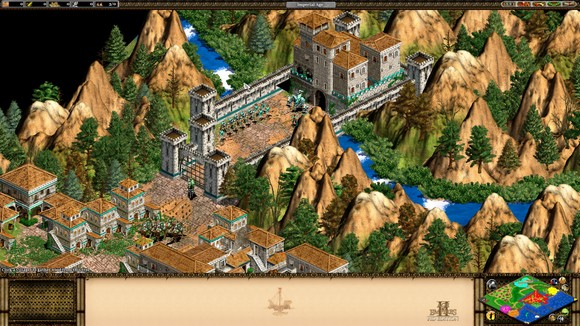 Age of Empires II HD The Forgotten PC Screenshot 4 Age of Empires II HD: The Forgotten RELOADED