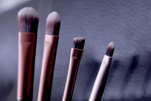 Artist Studio Makeup Brush bristles from Landmark Review